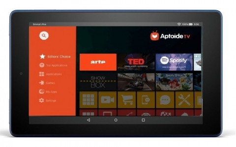 Alexa Fire TV 7 Inch Tablet 16GB Touchscreen Plug & Play, Latest Kodi FULLY LOADED! SPORTS, MOVIES, TV SHOWS, Everything you Need