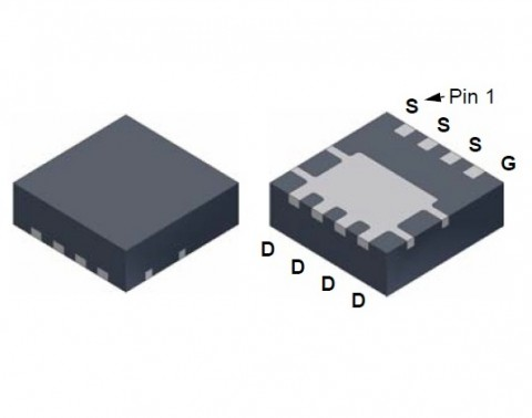 FDMC8884 | N-CHANNEL POWER TRENCH MOSFET