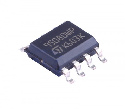 M95080-WMN6P EEPROM | SPI | 1K x 8bit | 10 MHz SOIC SO8 P...