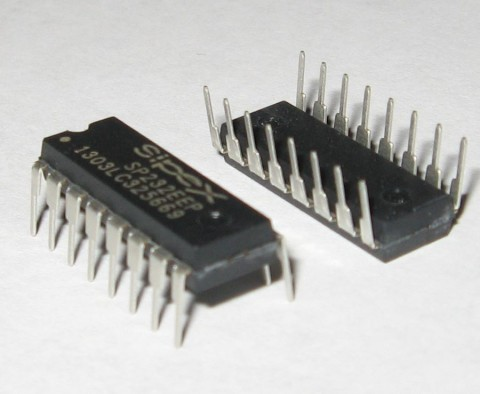 SP232 SIPEX 232 EEP | MAX232 | RS232 | RS-232 LINE DRIVERS / RECEIVERS