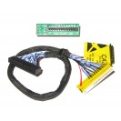 EDID LCD Screen, Led Screen Cable Adapter For RT809, TL86...