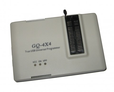 True USB GQ-4x4 Eeprom Flash Chip Programmer PRG-055, USB...