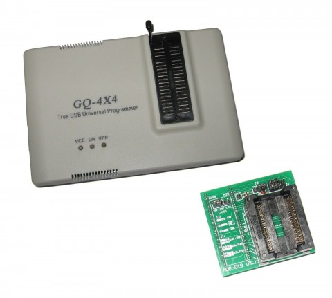 GQ-4x4 & ADP-019 PSOP44 Adapter Kit, Eeprom Flash Chip Programmer, GQ-4X PRG-108