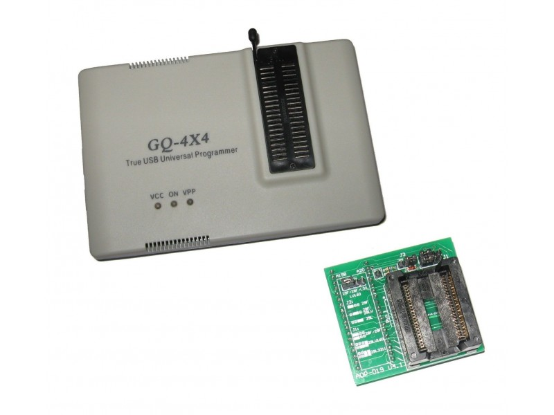 GQ-4x4 & ADP-019 PSOP44 Adapter Kit, Eeprom Flash Chip