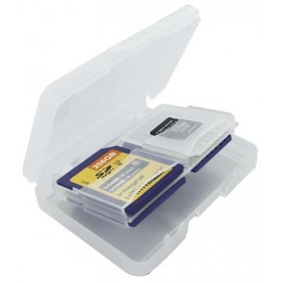 Memory INTEGRAL SD Memory Card Storage Case