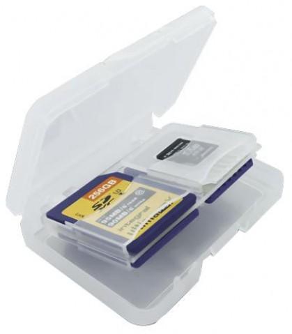 INTEGRAL SD Memory Card Storage Case