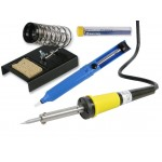 SOLDERING IRON STARTER KIT & ACCESSORIES