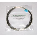 LEAD FREE FLUXED SOLDER HIGH QUALITY | 5 METER | 0.7MM DIAMETER