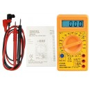 500V AC/DC Manual Ranging Digital Test Multimeter Inclu...