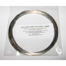 LEAD FREE FLUXED SOLDER HIGH QUALITY | 3 METER | 1.2MM DI...