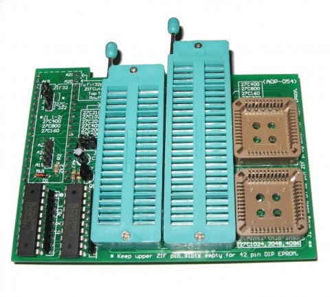 16BIT EPROM ADAPTER V4.0 GQ-3X | GQ-4X | WILLEM | PLCC44 | ADP-054
