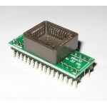 PLCC32 to DIP32 UNIVERSAL ADAPTER | SUPPORTS MOST PROGRAMMERS | ADP-005