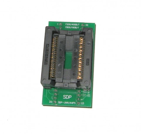 PSOP44 to DIP44 ADAPTER | ADP-034 | FLASH CHIP | EEPROM | SDP-UNIV-44PS