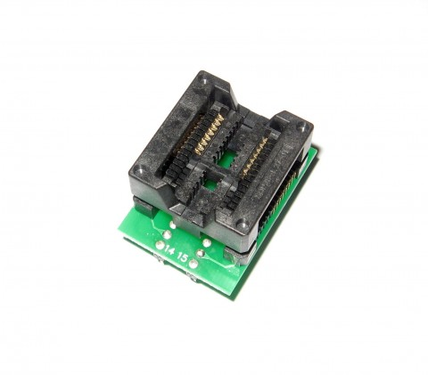 SOIC16 - SOP16 to DIP16 EEPROM ADAPTER 300mil