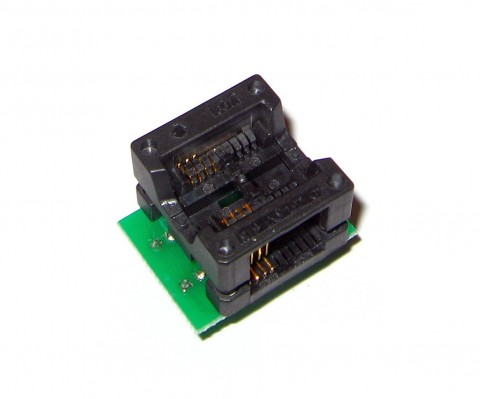 SOIC8 to DIP8 ADAPTERS 200 - 209mil WIDE 5.3MM | ADP-081
