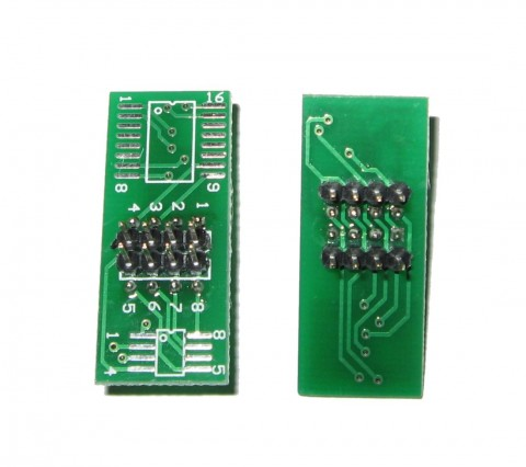 SOIC8 SOIC16 MULTI FUNCTION EEPROM JTAG ADAPTER...
