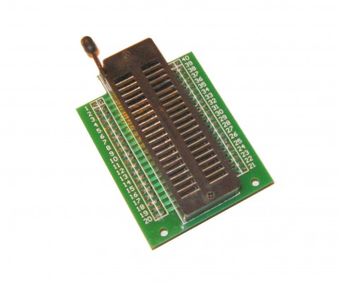 ZIF SOCKET MODULE FOR GQ-4X & GQ-4x4 PROGRAMMER | ADP-089
