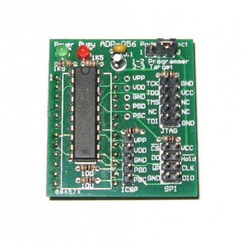 GQ-4X GQ-3X | JTAG & SPI IN CIRCUIT PROGRAMMING ADAPTER | ICSP/ISP MODE ADP-056