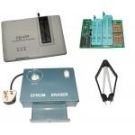 GQ-4x4 UV Eraser 16BIT Adapter Kit, Eprom Flash Chip Programmer GQ-4X ADP-054