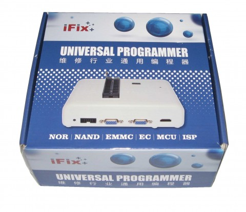 Genuine RT809H Flash Programmer EMMC, NAND Remap Bad Bloc...