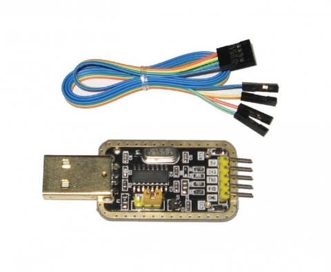 RS232 TO USB SERIAL CONSOLE ADAPTER | TTL UART CH340G | A...