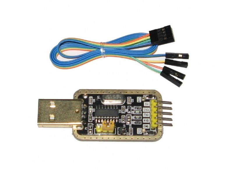 RS232 TO USB SERIAL CONSOLE ADAPTER | TTL UART CH340G