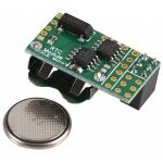 RTC MODULE FOR RASPBERRY Pi | REAL TIME CLOCK & TEMERATURE SENSOR