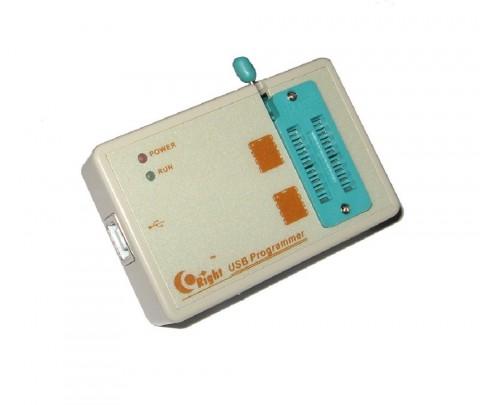 SkyPro USB SPI Eeprom Programmer 24Cxx, 25Cxx, 93Cxx, 25Lxx, MX25U W25Q64 1.8v