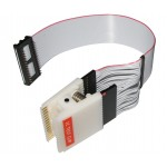 28 WAY DIP TEST CLIP ISP CABLE | SUITABLE FOR 27xx EPROMS + ANY OTHER 28 PDIP IC