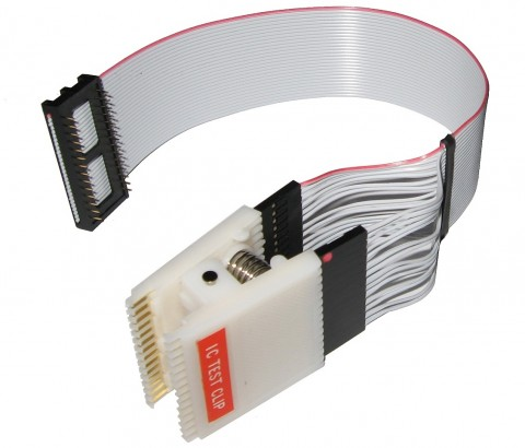 28 WAY DIP TEST CLIP ISP CABLE | SUITABLE FOR 27xx EPROMS...