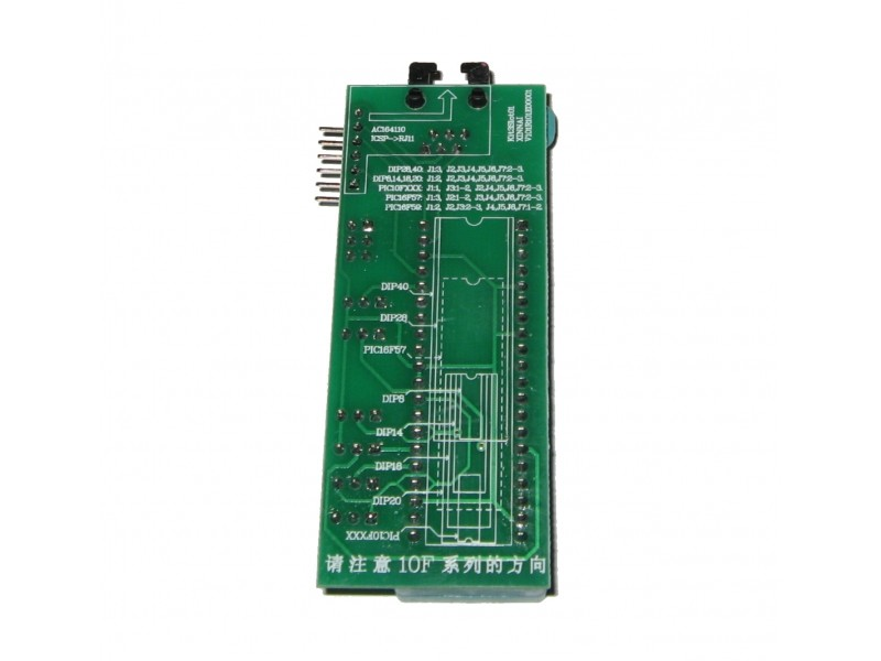 Pickit 3 Style USB In-Circuit Debugger Programmer PK3 Pic Chip Eeprom